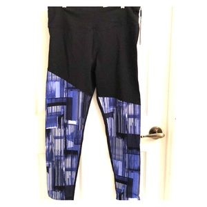 Calvin Klein highwaist tight gym/run/yoga pant-NEW